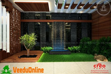 style house plans with interior courtyard contemporary interior home designs
