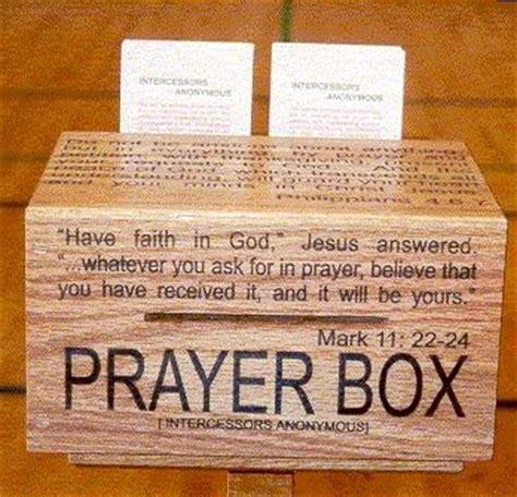 how to make prayer best 25 prayer box ideas on christian crafts