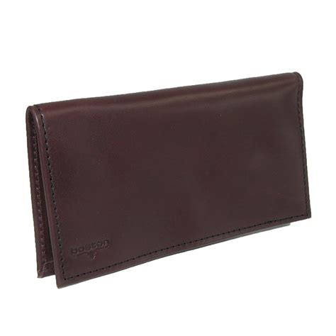 leather checkbook covers for smooth leather checkbook cover by boston leather checkbook covers s wallets at