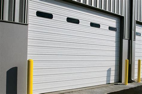 sectional overhead door sectional steel doors