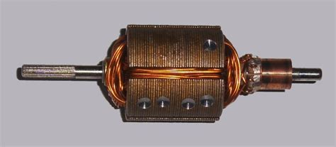 Electric Motor Armature by Armature Electrical