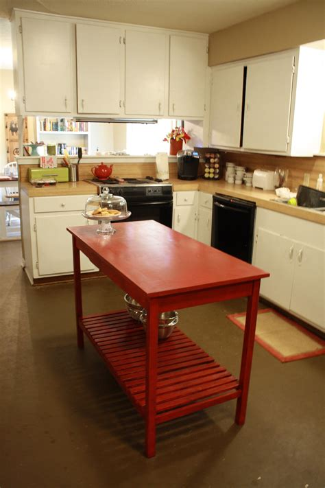 diy kitchen designs 8 diy kitchen islands for every budget and ability