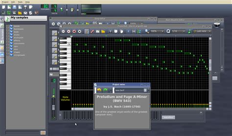 programs like studio is there software like mac s logic pro ask ubuntu