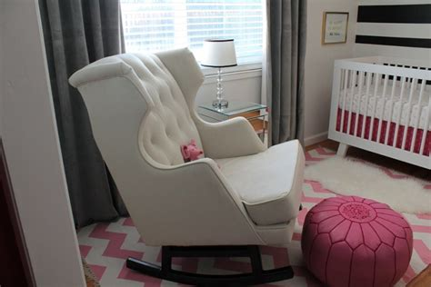 pink rocking chair for nursery bedroom amazing rocking chair for baby nursery ideas for