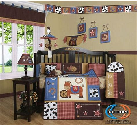 cowboy baby bedding sets western cowboy baby bedding for the nursery