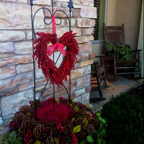 s day outdoor decorations charming valentine s day outdoor decorations 2017