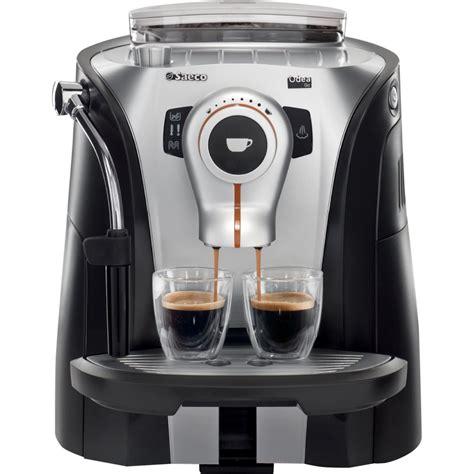 Philips Saeco Odea Go Full Automatic Espresso Machine   Super Espresso.com