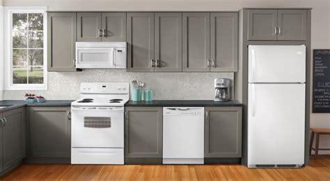 kitchen appliances ideas kitchen ideas decorating with white appliances painted