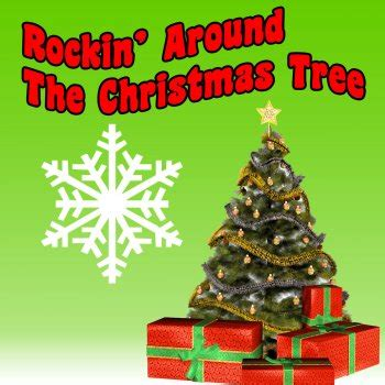 brenda rocking around the tree rockin around the tree testo brenda