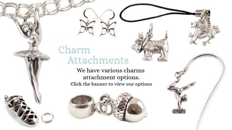 charm uk sterling silver charm bracelets and silver charms charm