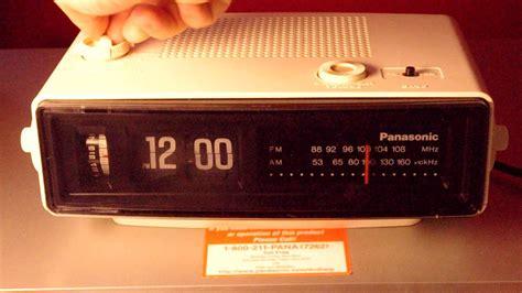 groundhog day alarm clock the panasonic alarm clock from quot groundhog day quot
