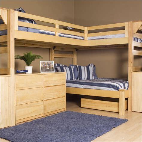 rooms bunk beds