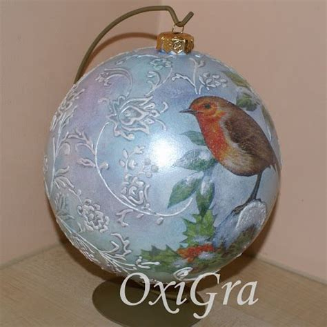 decoupage glass ornaments 17 best images about decoupage on