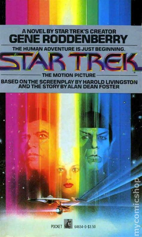 the motion picture book trek the motion picture pb 1979 pocket novel comic