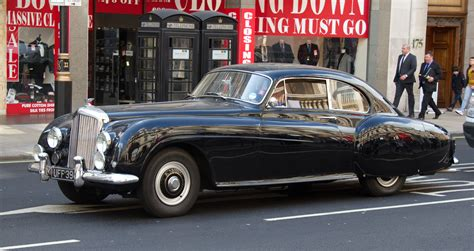 Bentley R Type Continental by File Bentley R Type Continental 6902784802 Jpg