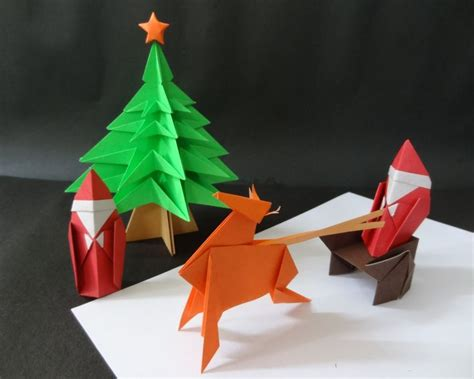 how to fold an origami tree 17 best ideas about origami on