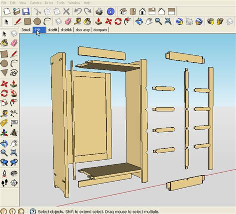 software woodworking design sketchup woodworking plans best way to digitalize plans