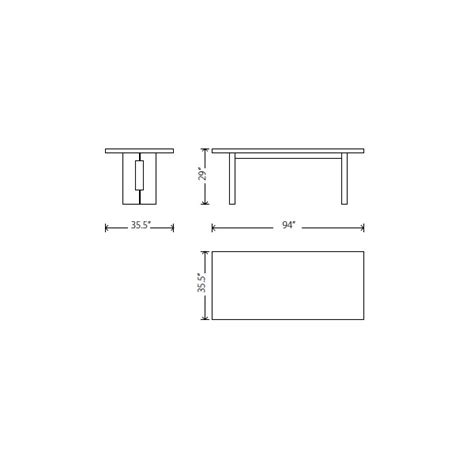 standard size dining room table standard dining table dimensions standard dining room