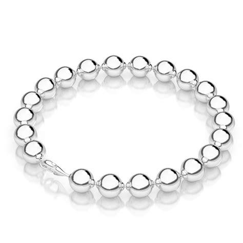bead model silver bead bracelet 3d model