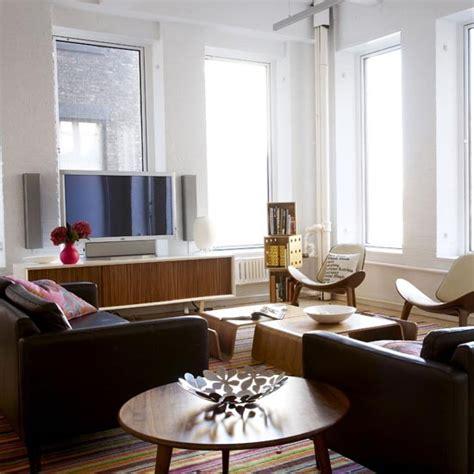 loft style living room housetohome co uk