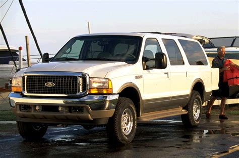 2001 Ford Excursion by 2000 05 Ford Excursion Consumer Guide Auto