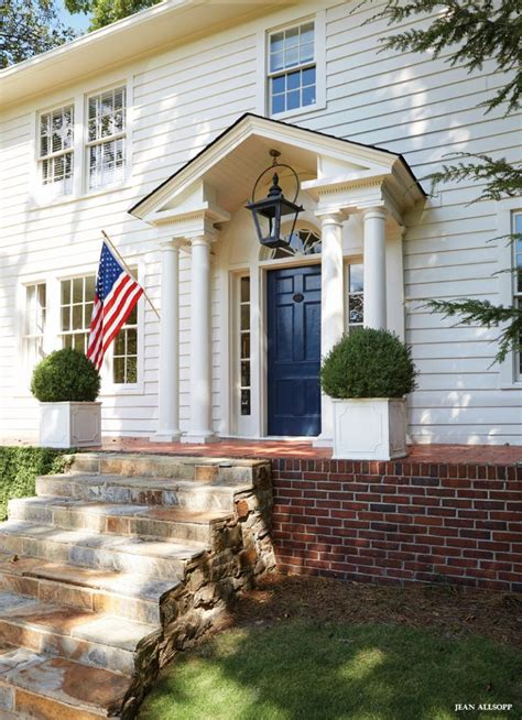 colonial exterior doors best 25 colonial exterior ideas on colonial