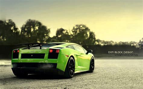 Car Turbo Wallpaper by Lamborghini Gallardo Turbo Car Hd Wallpaper