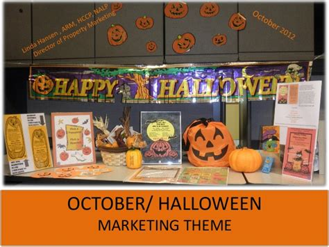 apartment theme ideas october themed apartment marketing ideas low cost