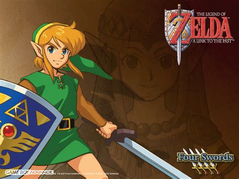 a link to the past the legend of a link to the past four swords