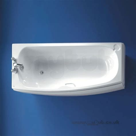 ideal standard shower bath 1700 ideal standard studio 1700 x 700 nth lh shower bath white