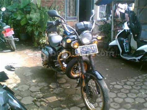 Modifikasi Vespa Moge by Vespa Modifikasi Moge Harley Oto Trendz
