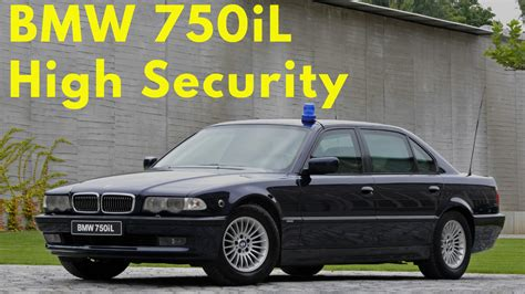 1999 Bmw 750il by Bmw 750il E38 Bulletproof Testing And Assembly
