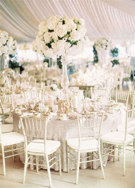 wedding decorations centerpieces best 25 white wedding decorations ideas on