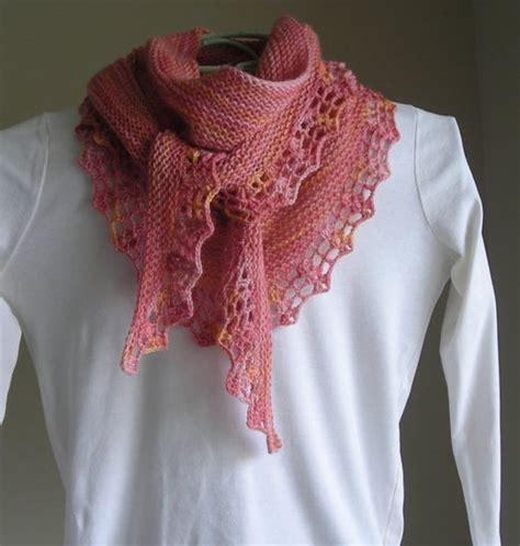 knitted scarf patterns using sock yarn knitting patterns knit scarves and sock yarn on