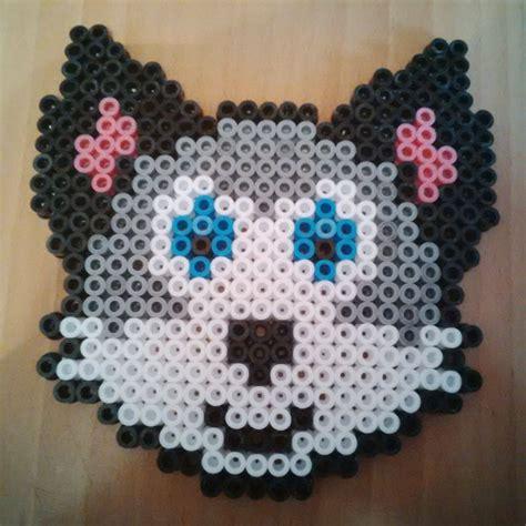 perler bead wolf wolf hama perler bead design by karla jade 2015 on deviantart