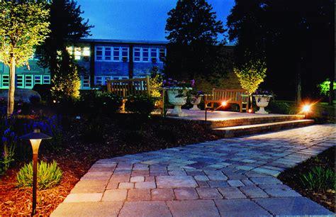 landscape lighting companies landscape lighting led vs halogen