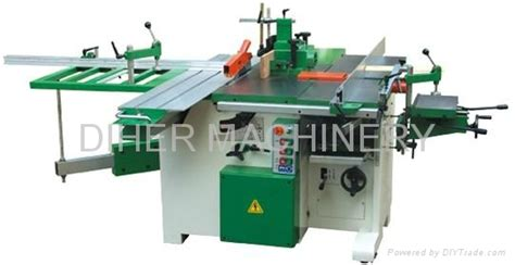 industrial woodworking machine company combination woodworking machine dml400c tg diher