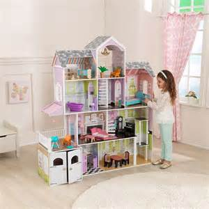 Toys For The Bedroom kidkraft grand estate dollhouse 26 pieces of furniture