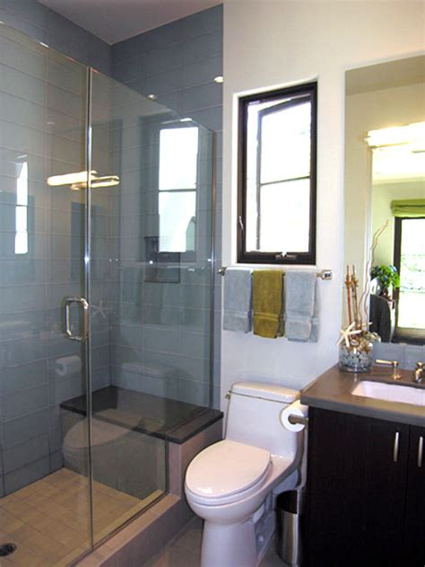 guest bathroom design contemporary bathroom photos hgtv