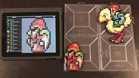 bead it hd 6 edgar chocobo vs wrexsoul perler