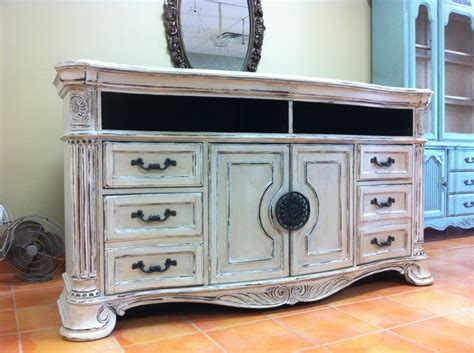 chalk paint vs stain altar d buffet painted with cece caldwell s white chalk