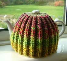 easy tea cosy knitting pattern free broken rib tea cosy s