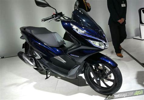 Honda Pcx 2018 Tokyo Motor Show by Honda Pcx Hybrid Autonetmagz Review Mobil Dan Motor