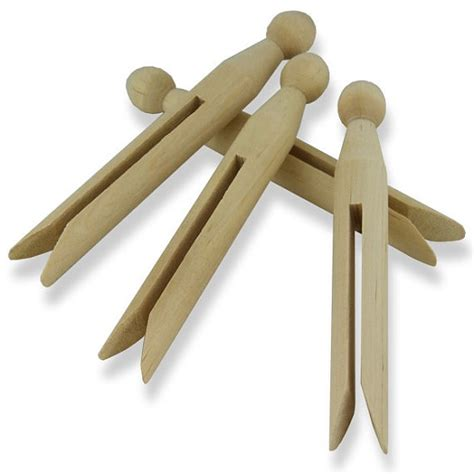 dolly peg crafts plain wooden dolly pegs doll peg set of 12 craft decorate