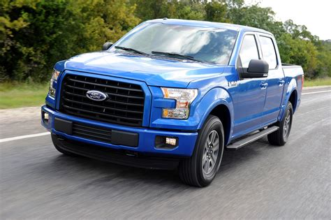 2015 Ford F 150 News by 2015 Ford F 150 Supercrew Earns Five Nhtsa Safety