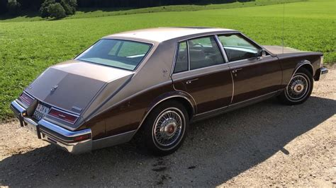 1981 Cadillac Seville by Cadillac Seville Elegante 6 0 L 1981