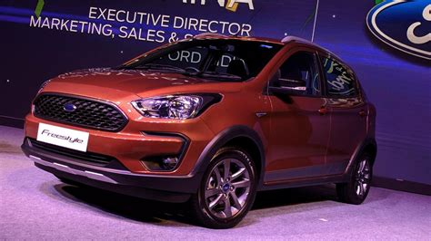 Ford Freestyle by Ford Freestyle 2018 Revealed Price Launch Specs