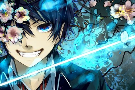ao no exorcist 媛 の anime time ao no exorcist