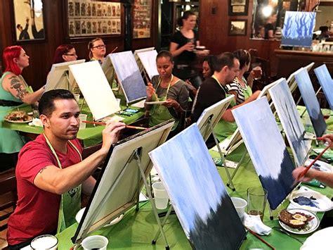 Grab A Pint Get Painting Jackson Free Press Jackson Ms