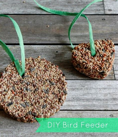 easy bird feeder crafts for diy bird feeder craft ideas